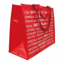 Laminated PP Woven Tote Bag 1