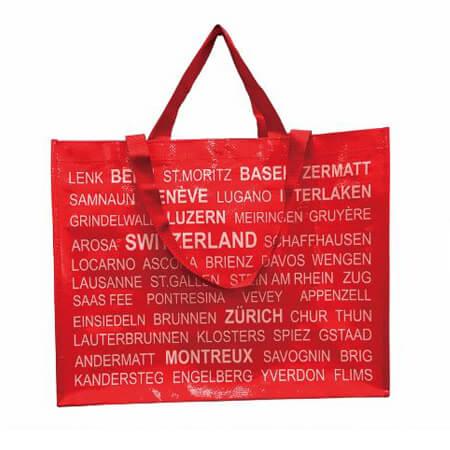 Laminated PP Woven Tote Bag 3