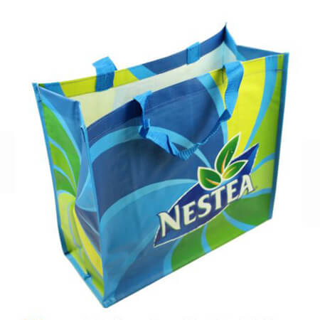 NESTEA promotional PP woven tote bag 1