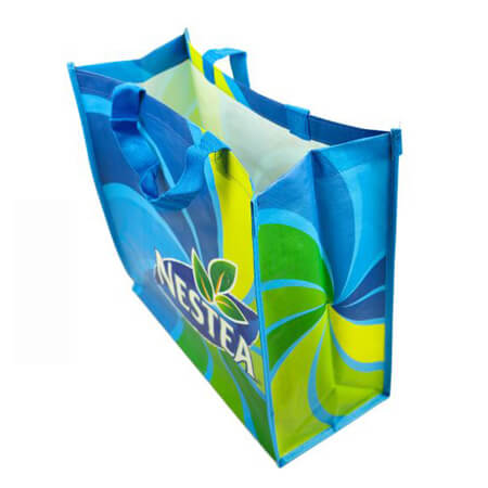 NESTEA promotional PP woven tote bag 2