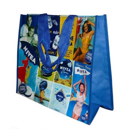 NIVEA PP Woven Shopping Bag 1