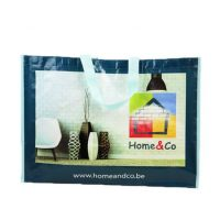 Recyclable pp woven bags with handle 3