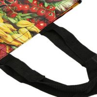 Reusable grocery pp woven shopping bags 4