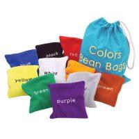 12oz cotton canvas unfilled cornhole bags 1