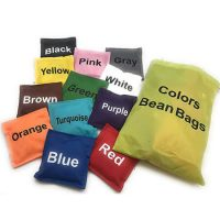 12oz cotton canvas unfilled cornhole bags 3