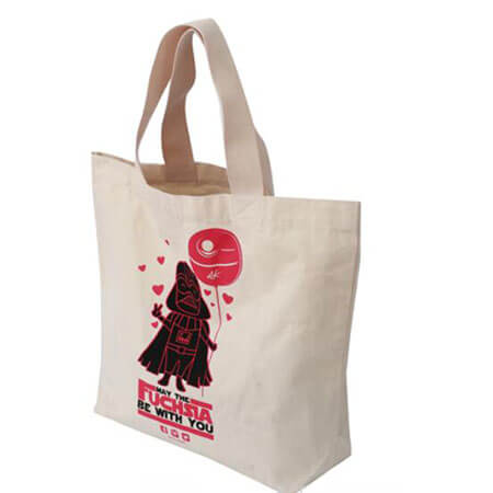 Canvas bags for advertising 3