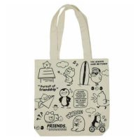 Canvas tote bags printed 1