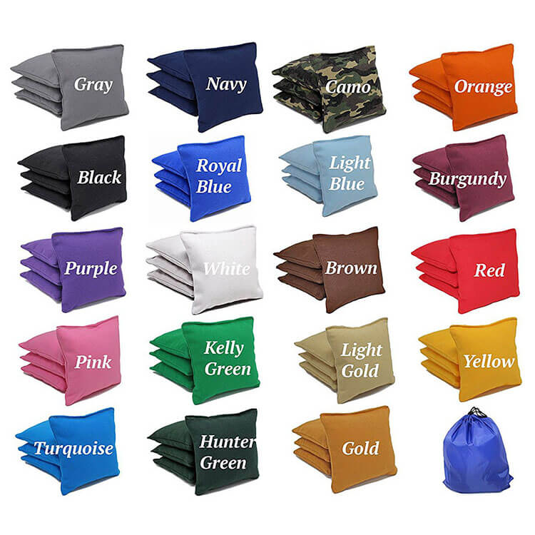 Custom cornhole bags any color available 2
