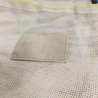 Organic cotton reusable drawstring bags 4