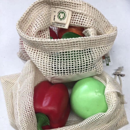 Reusable grocery bags 1