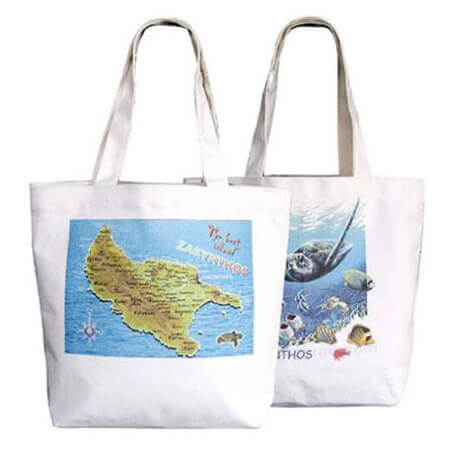 Wholesale canvas tote bag 1