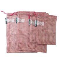 Colorful organic cotton mesh produce bag 2