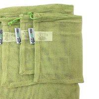 Colorful organic cotton mesh produce bag 3