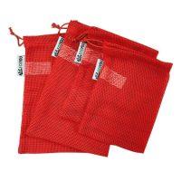 Colorful organic cotton mesh produce bag 4