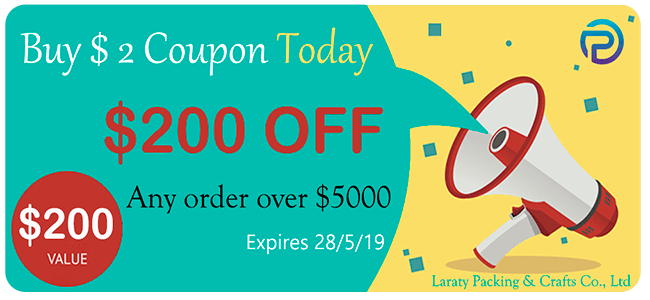 LARATY PACKING --Coupon