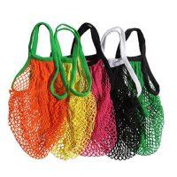 Organic cotton vegetable net bags 1