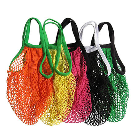 Organic cotton vegetable net bags 1