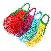 Organic cotton vegetable net bags 3