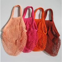 Reusable mesh shopping bag for fruit storage 3