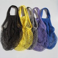 Reusable mesh shopping bag for fruit storage 4