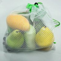 Washable polyester bags with drawstring 2