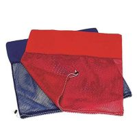 Mesh ball bags with canvas bottom 2