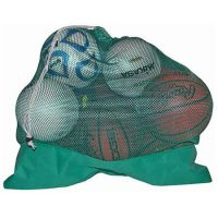 Mesh ball bags with canvas bottom 4