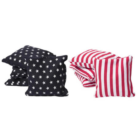 Regulation bean bags with portable tote bag 2