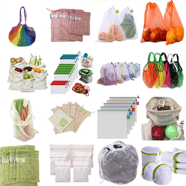 Reusable produce bags from LARATY