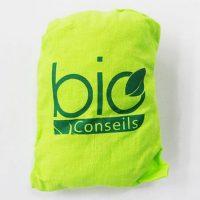 Cotton mesh bag with small bag 3