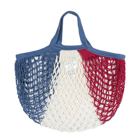 Multicolor string net shopping bags 1
