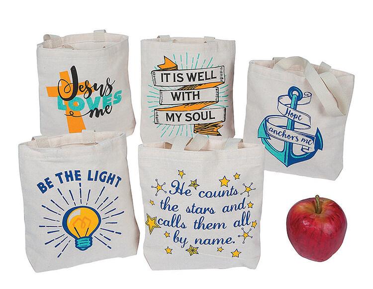 Canvas bag -blog
